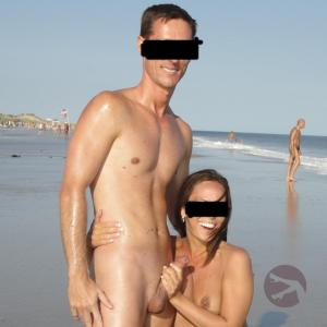 Public beach masturbation in the sun hidden cam
